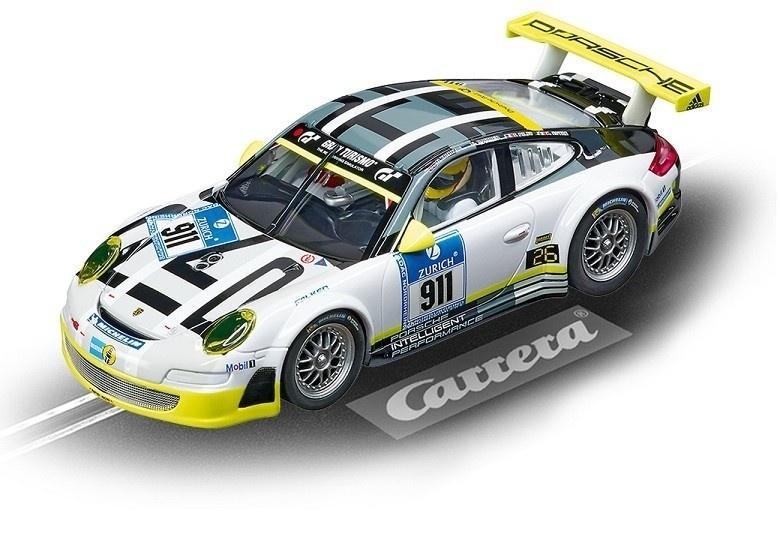 Carrera Digital 132 Porsche 911 GT3 RSR Manthey RacingLivery