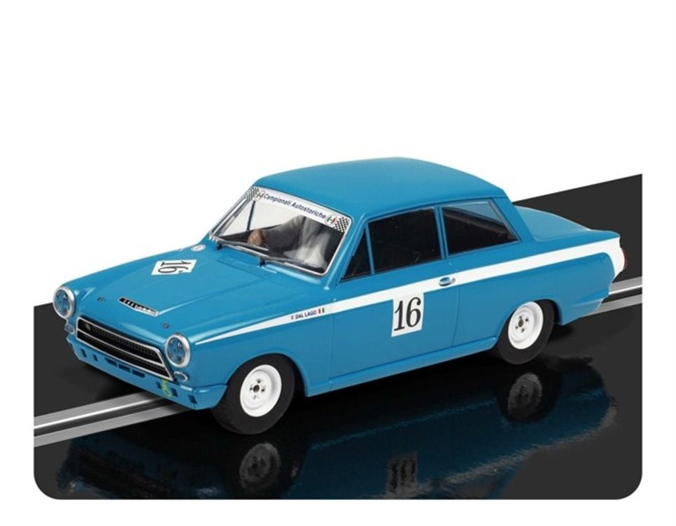 Scalextric Ford Lotus Cortina