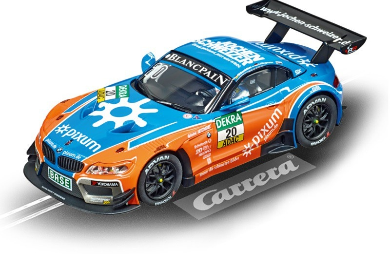 Carrera Digital 132 BMW Z4 GT3 Schubert Motorsport,No.20,