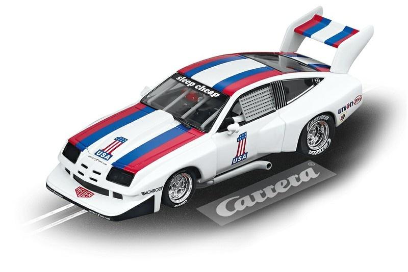 Carrera Evolution Chevrolet Dekon Monza No.1