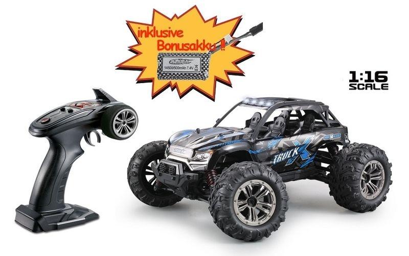 Absima High Speed Sand Buggy X TRUCK schwarz/blau