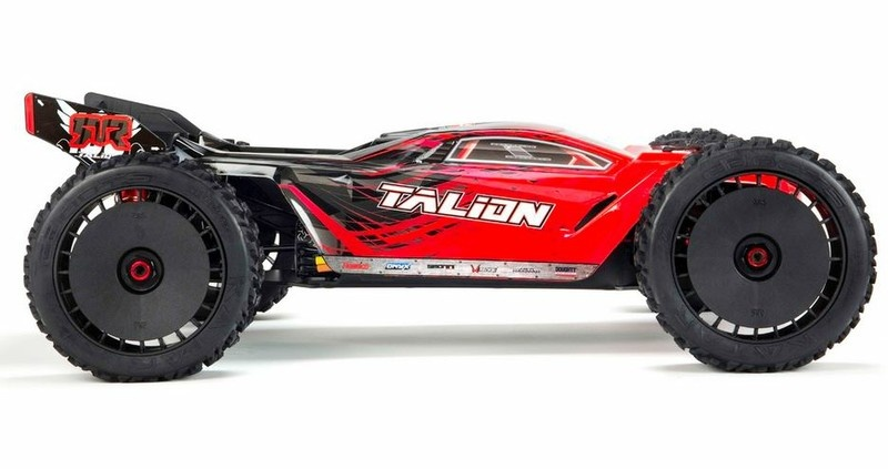 Arrma RC Talion 6S BLX Painted Decaled Trimmed Body