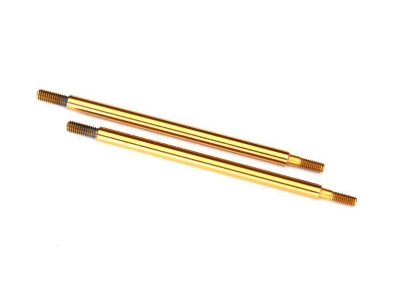 Traxxas Kolbenstange 69mm GTR vorne (TiN-Coated) (2)