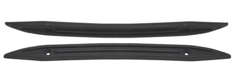 RPM Skid-Plates schwarz f. RPM81282 Trailing-Arms