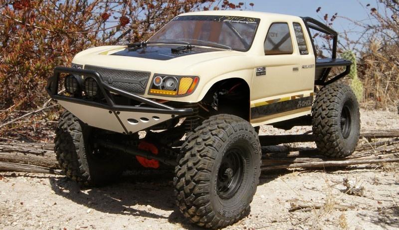 Axial SCX10 II Trail Honcho 4WD 2.4GHz RTR 1:10