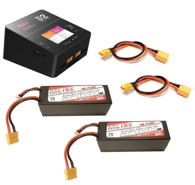 ISDT D2 200W-12A Smart 100-240V/AC SMART Ladegerät