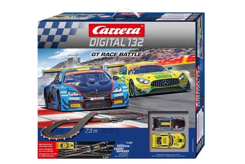 Carrera Digital 132 GT Race Battle