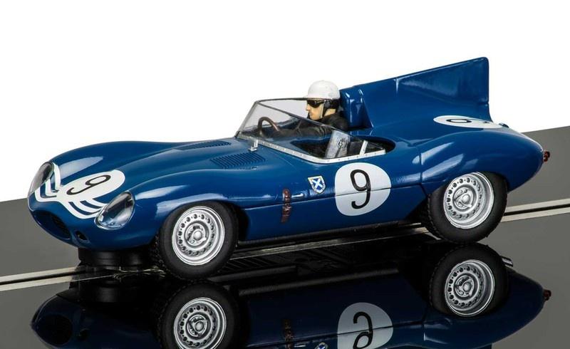 Modellbau Jaguar ~ Scalextric jaguar d type 1957 1000km nürburgring modellbau metz