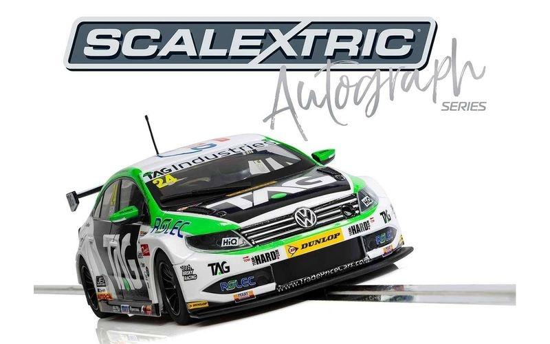 Scalextric 1:32 Autograph Series VW Passat CC NGTC -