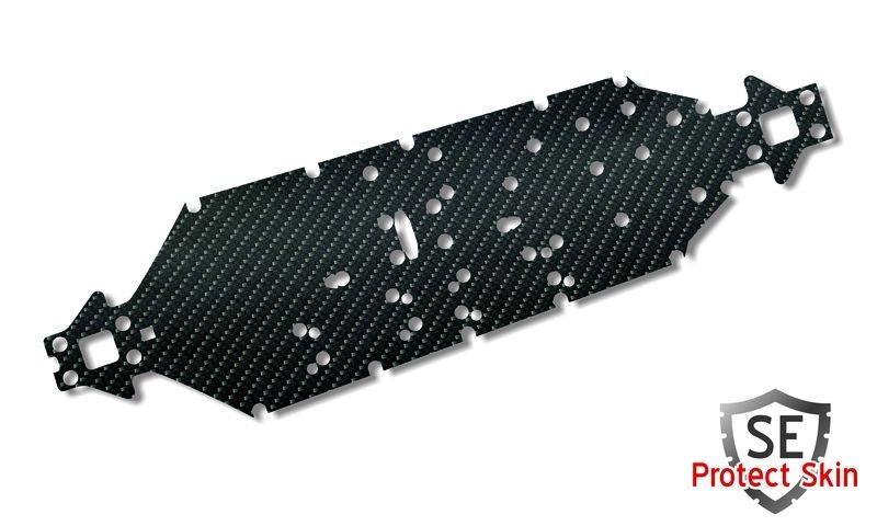 JS-Parts SE Protect Skin Printed Carbon