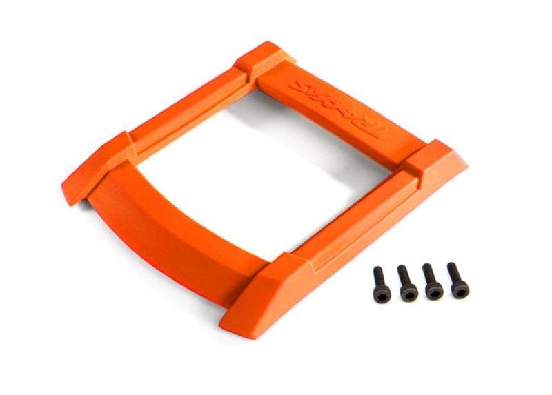 Traxxas Skid-Platte, Dach (für Karo) orange