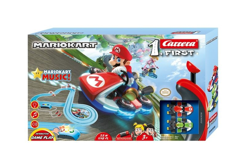 Carrera FIRST Nintendo Mario KartT - Royal Raceway