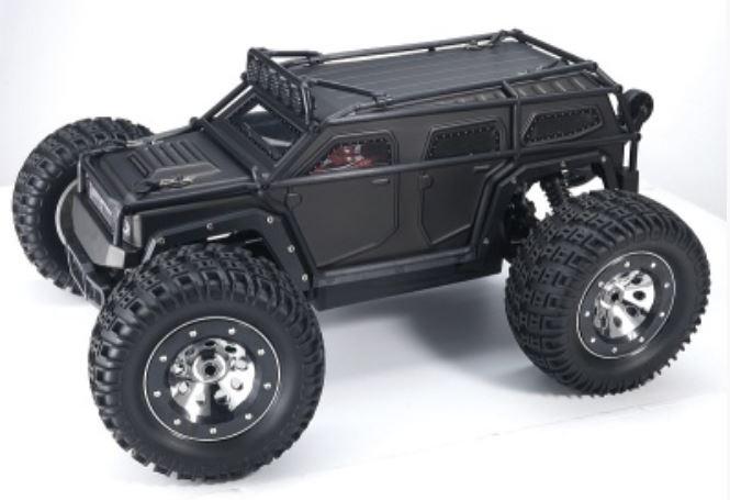 Thunder Tiger K-Rock MT4 G5 BL ohne Sound-Modul schwarz RTR