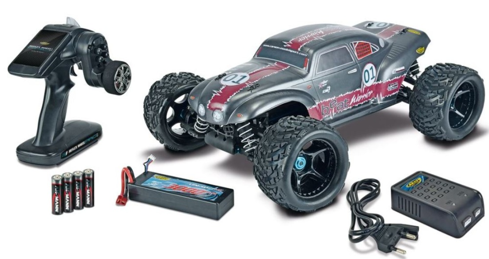 Carson X10ET-XL Beat Warrior 4WD BL Buggy 2.4GHz RTR 1:10