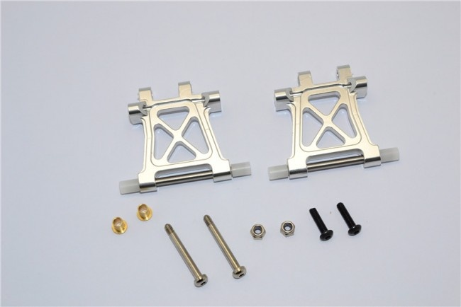GPM alloy rear lower arm - 1 PR for Tamiya TT-02