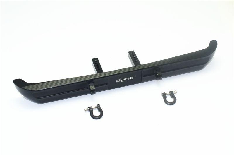 GPM Aluminum Front Bumper Mount+ D-Rings
