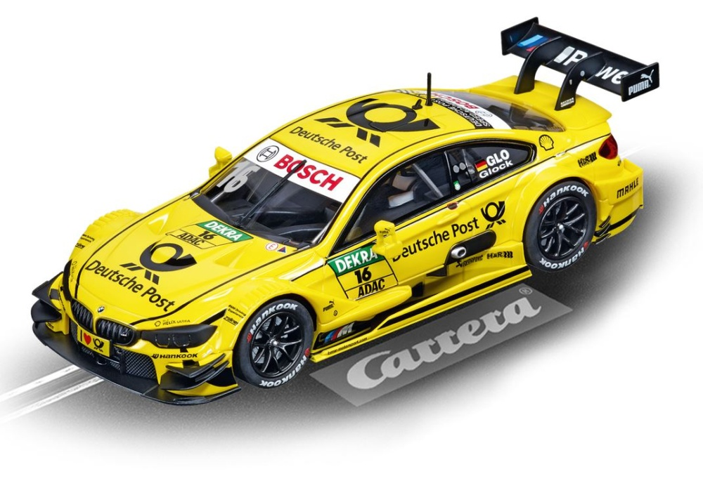 Carrera Digital 132 BMW M4 DTM T.Glock,No.16, 2015