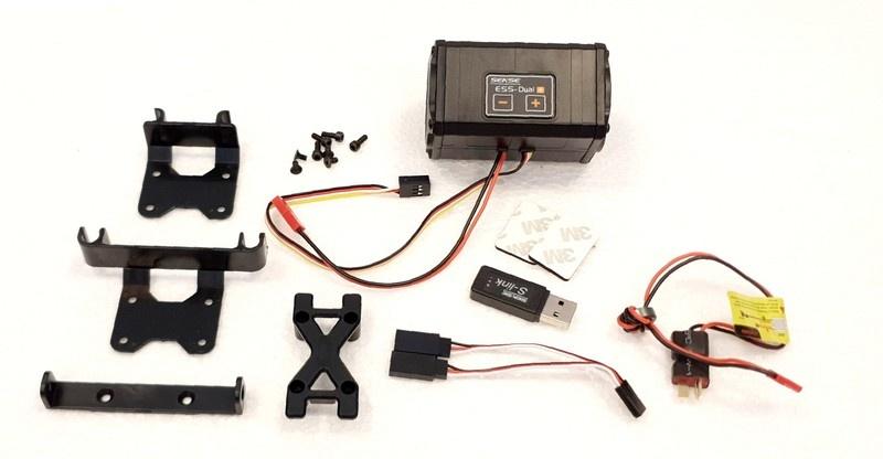 HRC Motor Sound System Simulator Modul - Ess-Dual +