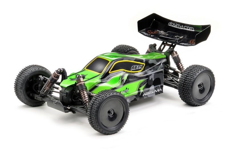 Absima 1:10 EP Buggy AB3.4BL 4WD Brushless RTR