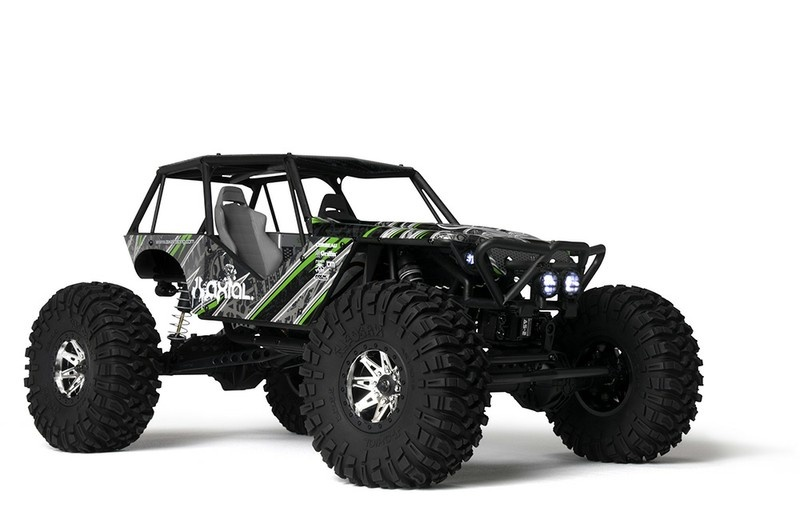 Axial Wraith 4WD Rock Racer 2.4GHz RTR 1:10