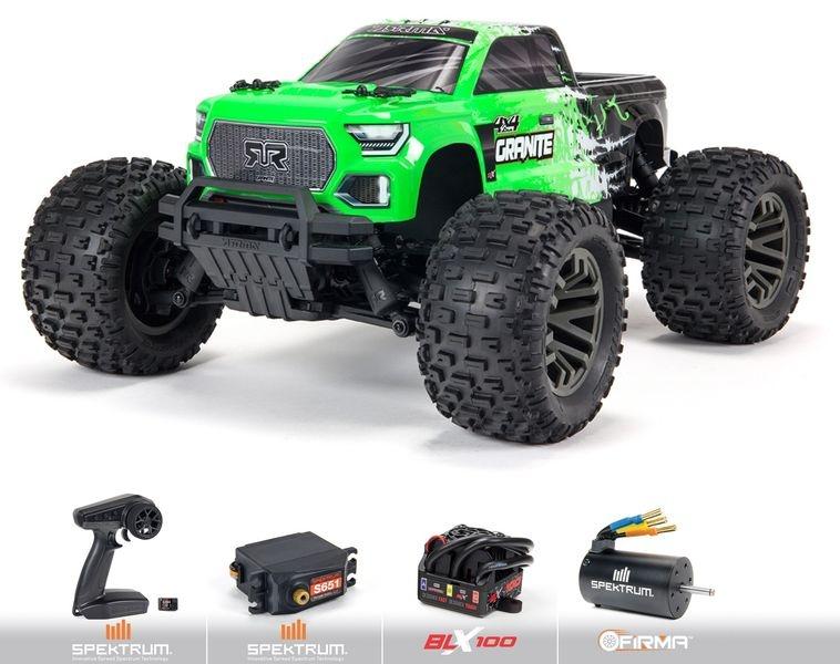 Arrma 1/10 GRANITE 4X4 V3 3S BLX Brushless Monster Truck