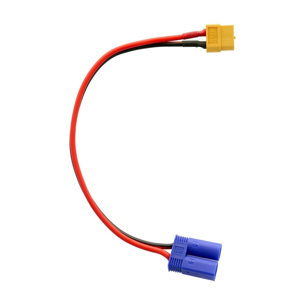 SKYRC Ladekabel XT60 für Akku EC5-Buchse