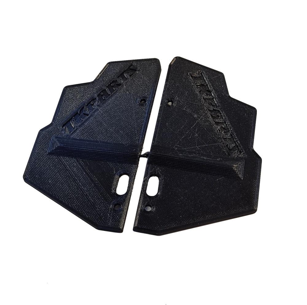JS-Parts Mudguards unbreakable Corally Kronos schwarz
