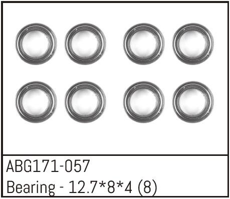 Absima Ball Bearing 12.7*8*4