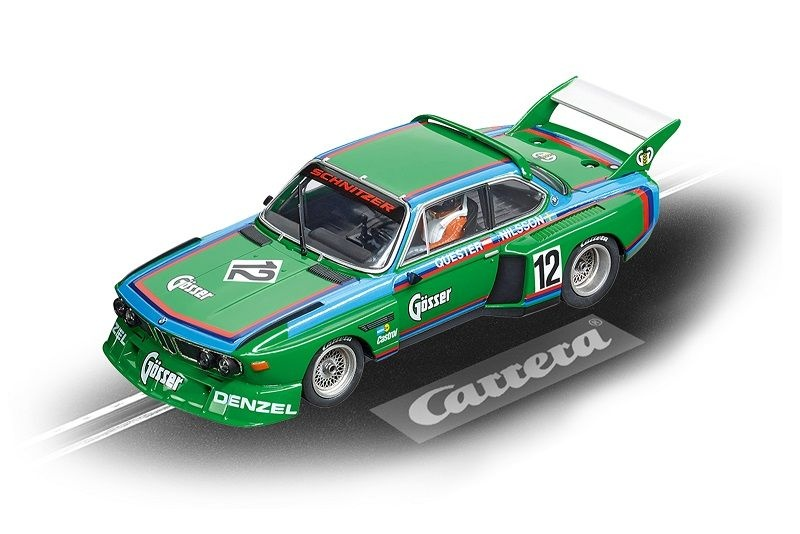 Carrera Digital 132 BMW 3.5 CSL No.12, 1976