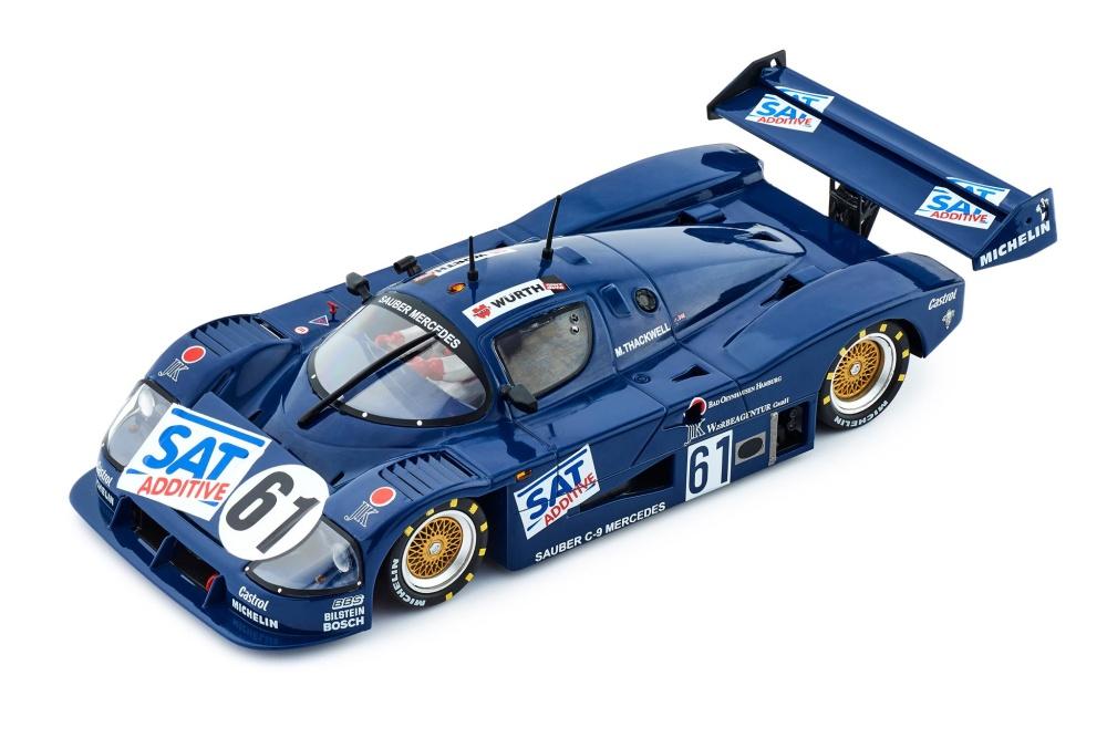 Slot.it Sauber C9 No.61 Norisring 1987 - Mike Thackwell