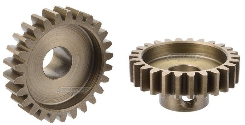 Team Corally - M1.0 Motorritzel - Stahl gehärtet - 25 Zähne