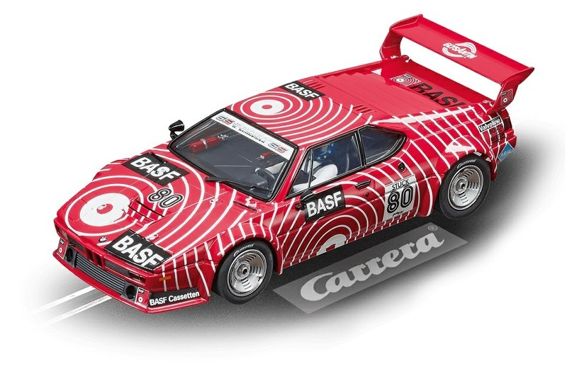 Carrera Digital 132 BMW M1 Procar BASF No.80, 1980