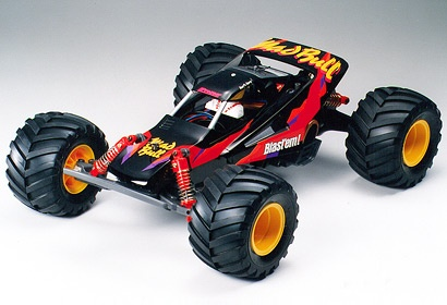 Tamiya Mad Bull (Limited Edition) Bausatz 1:10