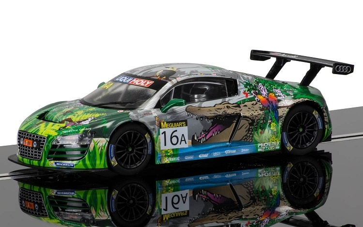 Scalextric Audi R8 GT3 Crocodile 12h Bathurst