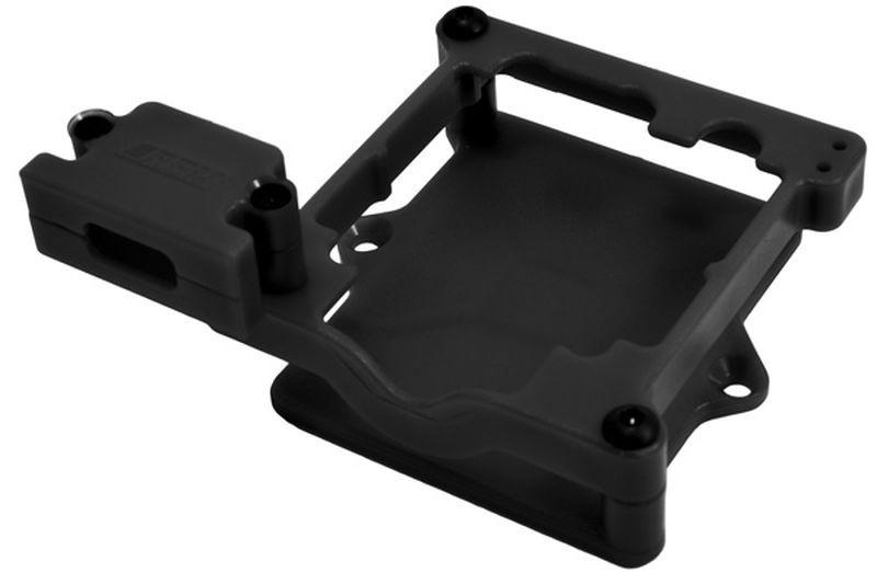 RPM Spezial-Regler-Halterung schwarz für TRX Slash 2WD+4x4