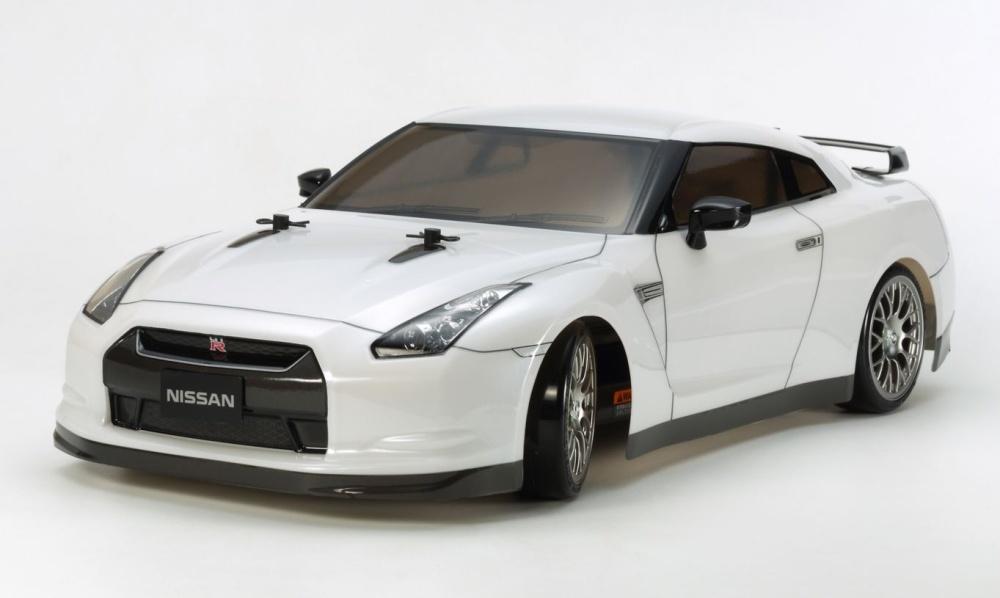 Tamiya TT-02D Nissan GT-R Drift Spec Bausatz 1:10