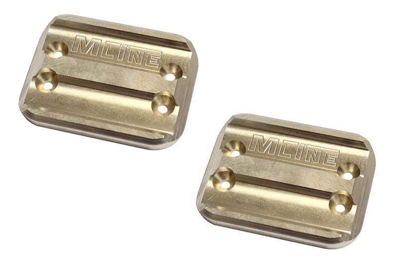 MLine Alutuning 7075 CNC Skidplate-Set vorne & hinten