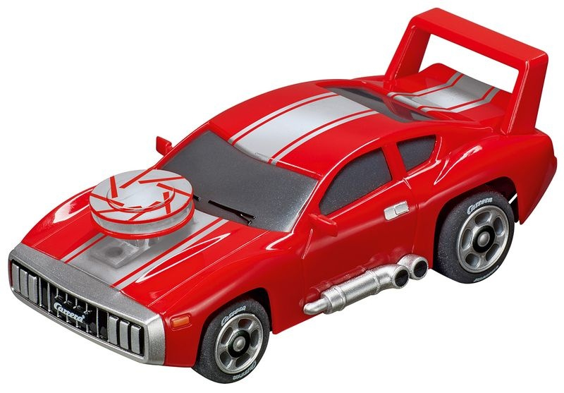 Carrera Go!!! Muscle Car - red