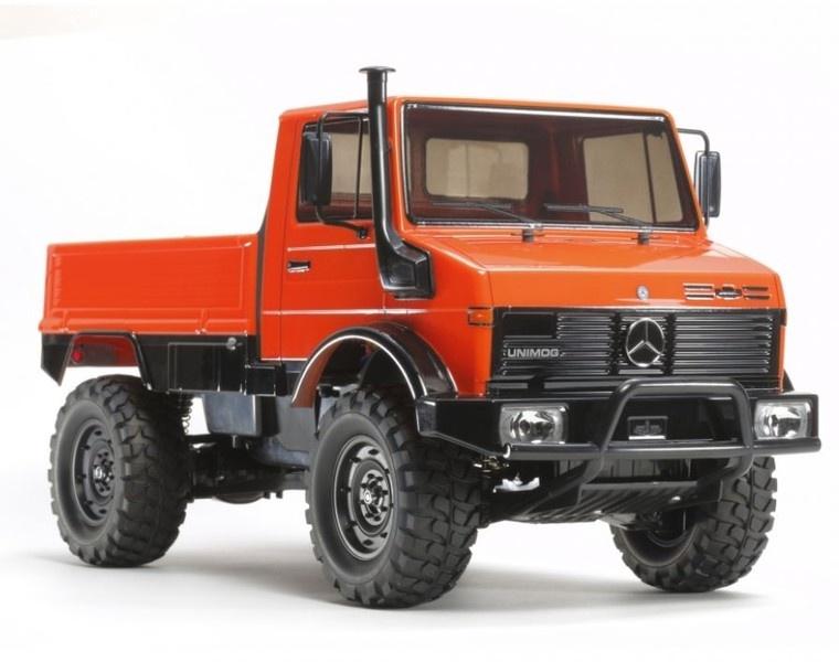 Tamiya Mercedes Benz Unimog 425 (CC-01) Bausatz 1:10