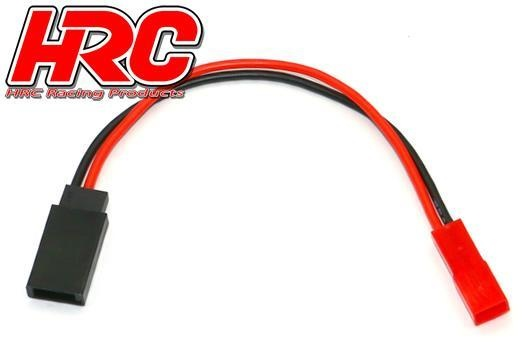HRC Adapter - BEC Buchse zu (FUT) UNI Buchse
