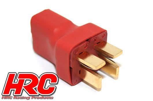 HRC Adapter - für 2 Akkus in Parallele - Kompakte Version  -