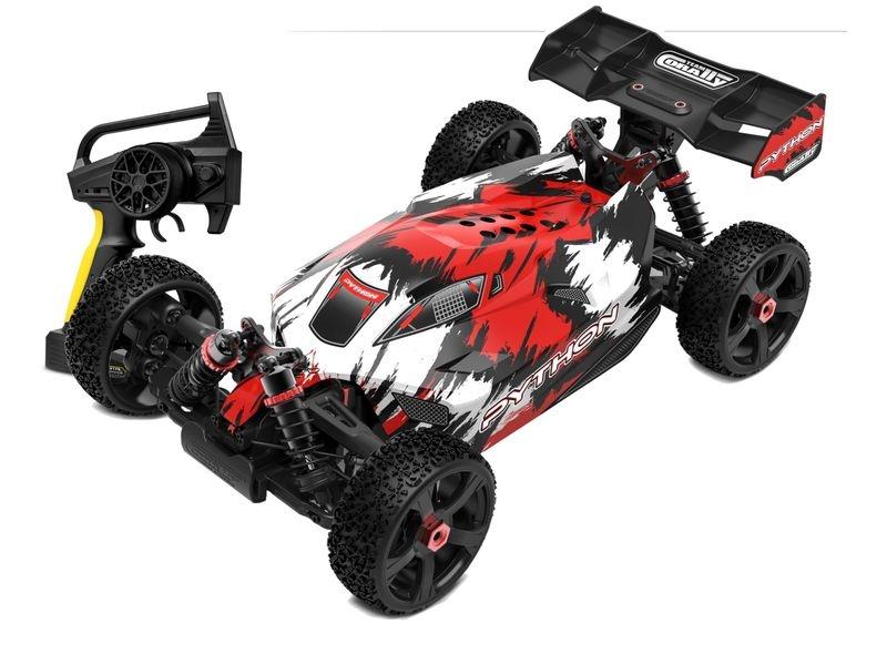 Team Corally - PYTHON XP 6S - Model 2021 - 1/8 Buggy EP -