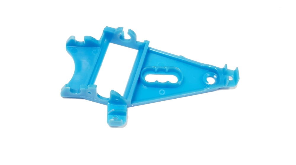 NSR EVO Triangular AW Motor Mount SOFT BLUE