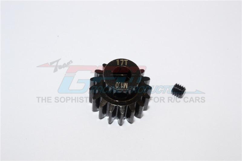 GPM Steel Motor Gear (17T) - 1PC Set for Traxxas X-Maxx