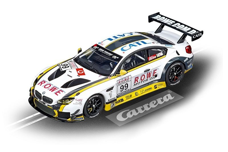 Carrera Digital 132 BMW M6 GT3 ROWE RACING, No.99