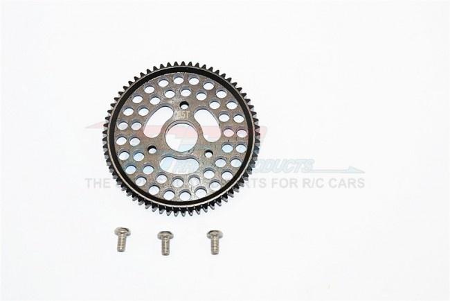 GPM steel spur gear (65T) - 1PC set