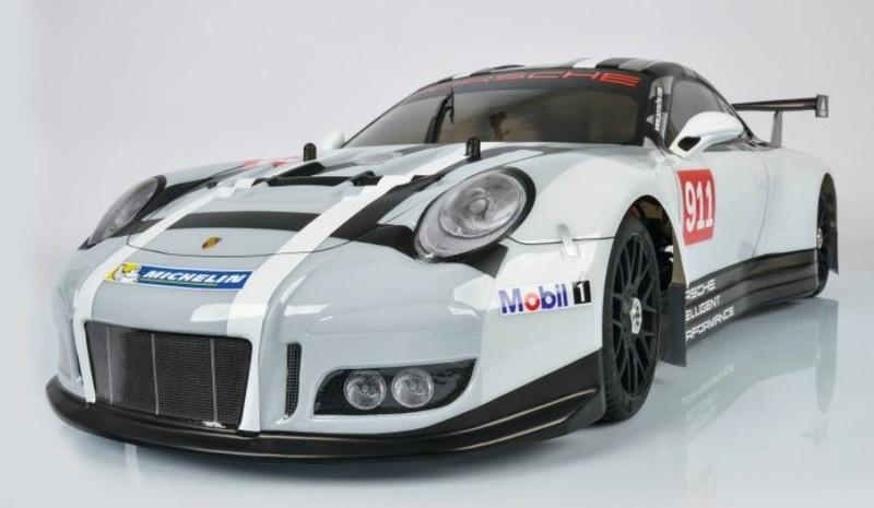 Carson Porsche 911 GT3 R 6S Brushless 2.4GHz RTR 1:5