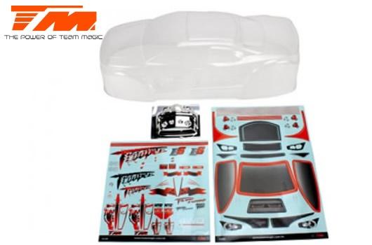 Team Magic Karosserie - Monster Truck - Unlackiert -