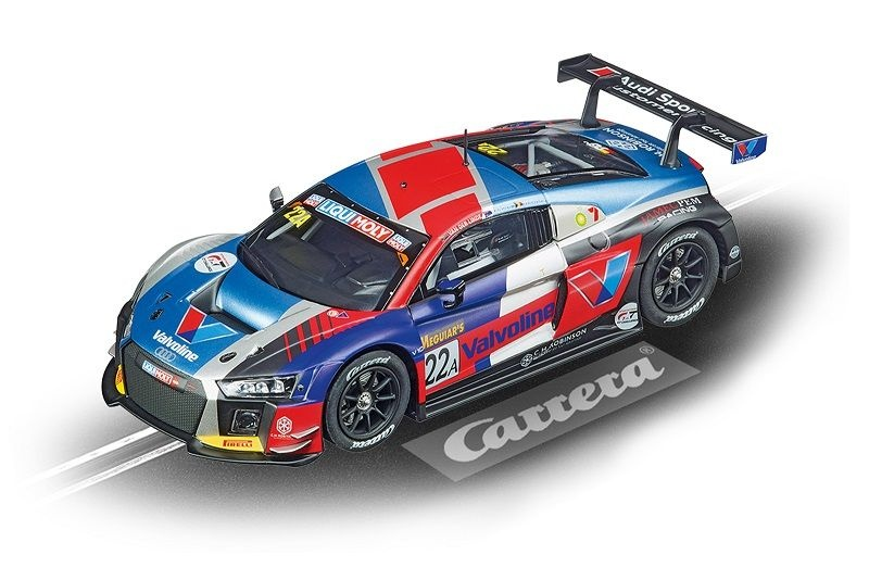 Carrera Digital 132 Audi R8 LMS No.22A --LOSE--