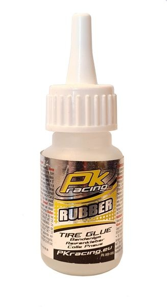 PK Racing - PK-009-004 - Special Tire Glue - Rubber - 20g
